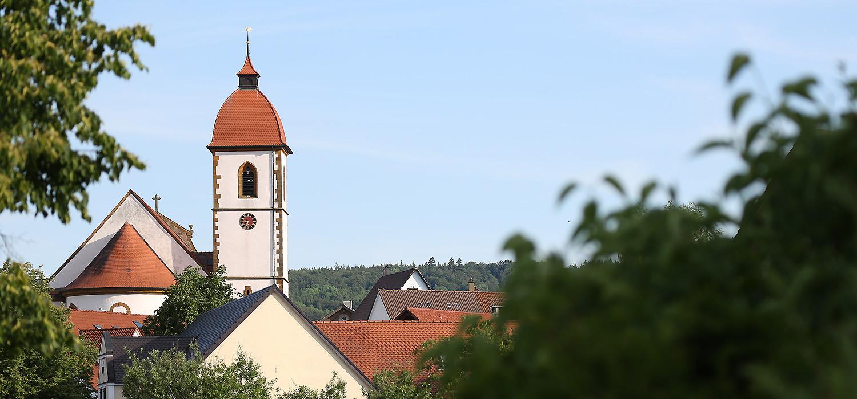 Westhausen-Kirchturm